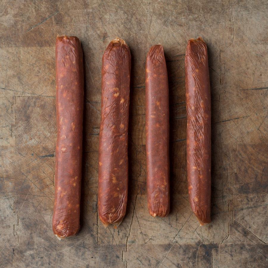 Saucisses Merguez