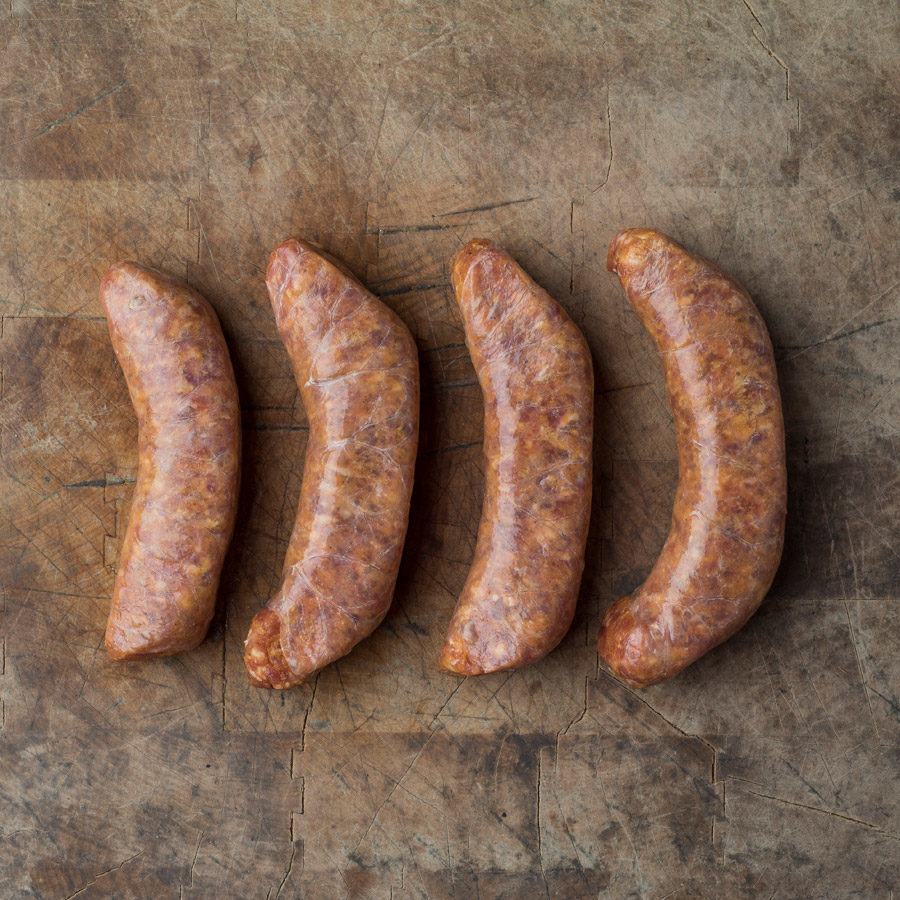 Saucisses miel et moutarde